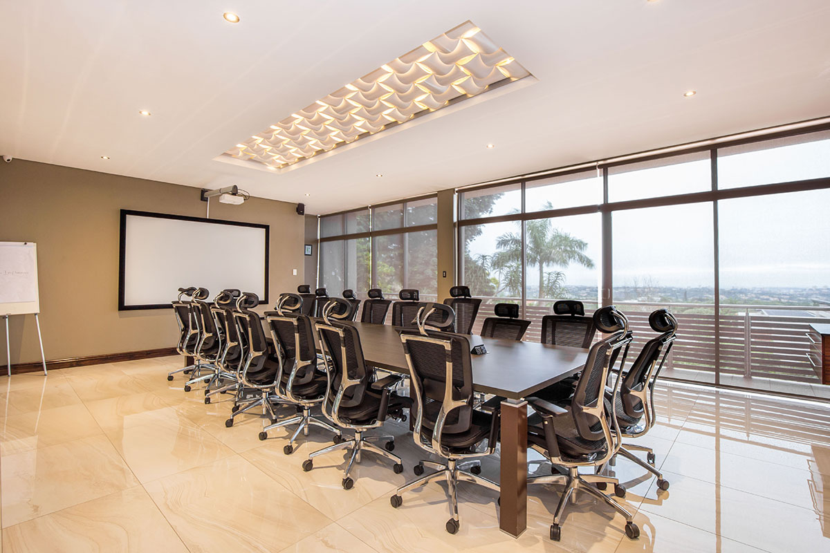 iKhuba Conference Centre Boardroom