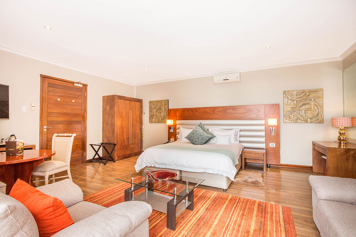 The Ekhaya Boutique Hotel Executive Room